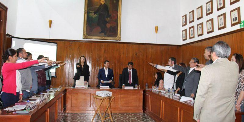 Crean comité de control para mejora continua en San Pedro Cholula