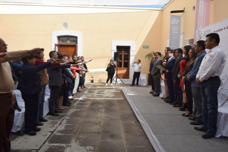 Crean comités de Participación Ciudadana en San Pedro Cholula