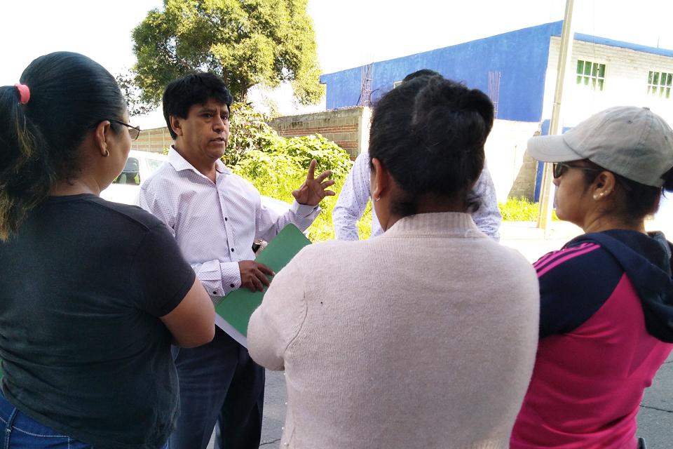 Realizan 2a. Consulta ciudadana en Xoxtla