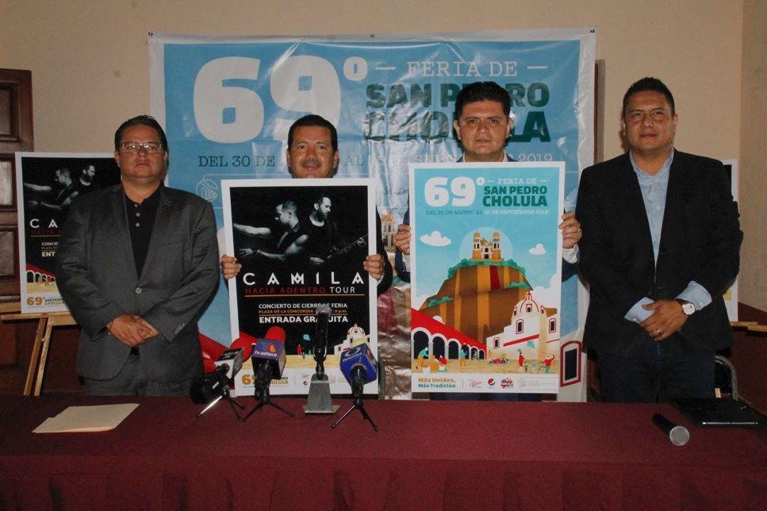 Cerca de 400 expositores participarán en la edición 69 de la Feria de San Pedro Cholula