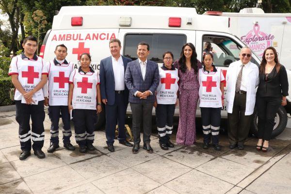 Fundamental atender la salud pública en cualquier gobierno: Luis Alberto Arriaga