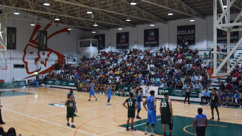 Regresan a casa Aztecas de basquetbol