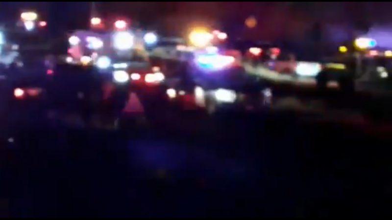Les llega el karma: mueren en volcadura de taxi al escapar tras asaltar un Oxxo, en Puebla