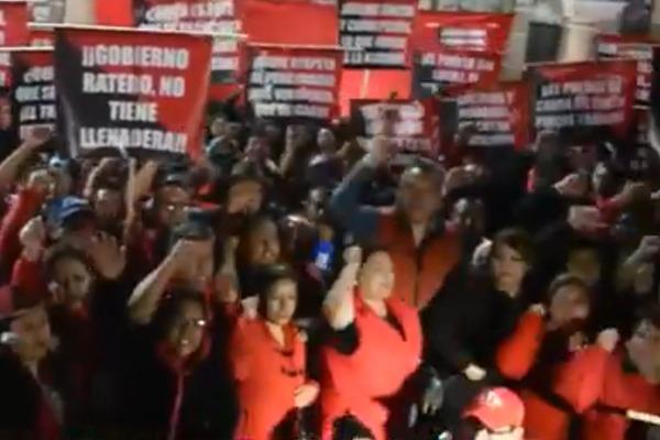 Ayuntamiento de Tehuacán se va a huelga