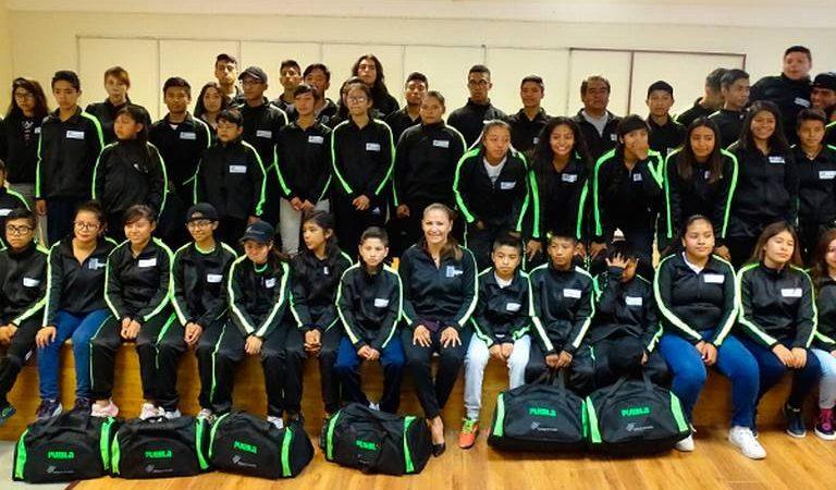 Yadira Lira desea éxito a Puebla en los Juegos Nacionales Populares