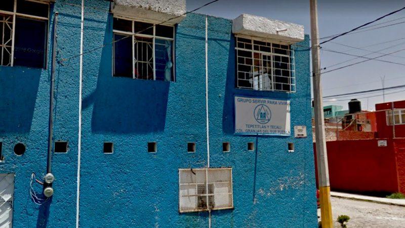 "Matan a voluntarios y dan ""levantón"" a madrina de anexo en AA en Puebla"