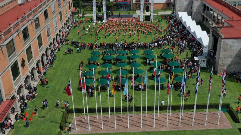 Participan jóvenes, padres de familia y profesores en la Expo UDLAP Otoño 2019