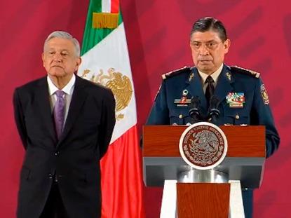 """Gobierno Federal revela identidad del militar a cargo del fallido operativo contra hijo de """"El Chapo"""""""