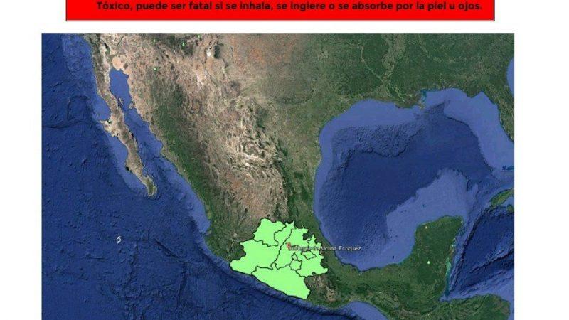 Robo de vehículo con ciuanuro de sodio pone en alerta a 9 estados de México, entre ellos Puebla