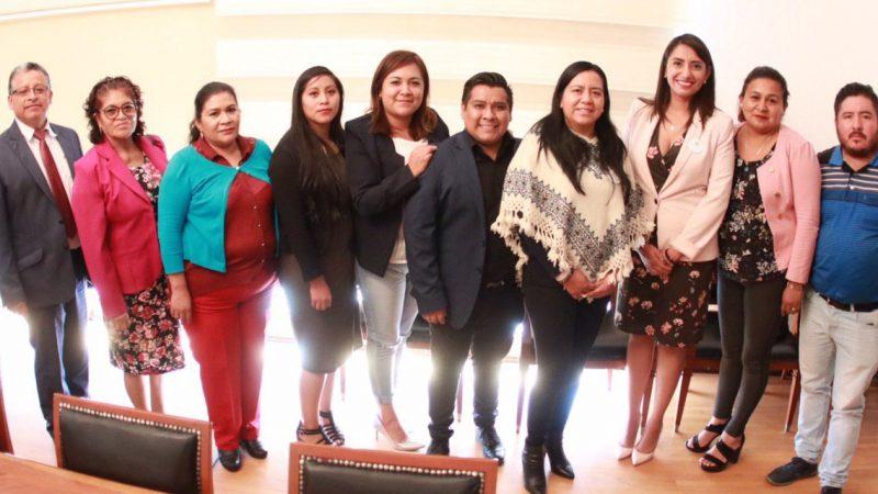 Acuerdan la instalación de un centro de acopio de Liconsa en Huejotzingo