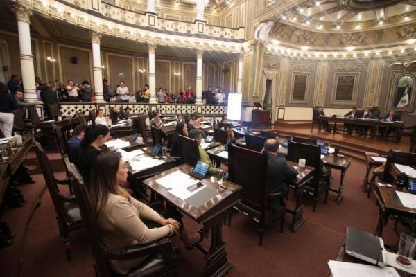 Eligen diputados al próximo titular de la CDH de Puebla