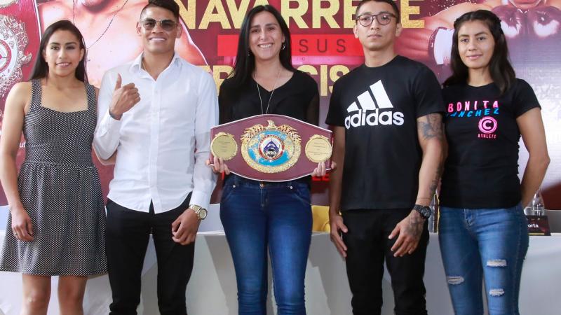 Habrá pelea de campeonato de box en Puebla