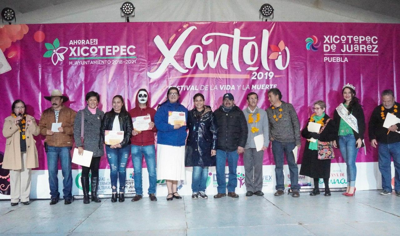 """Arranca Xantolo, """"Festival de la Vida y Muerte"""" en Xicotepec"""