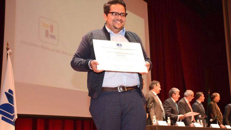Premian a Editorial de la UDLAP