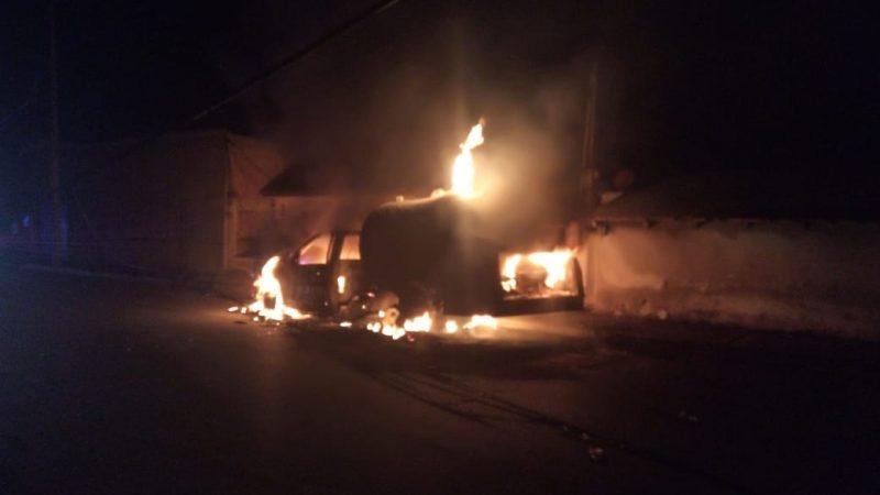 Explota pipa de gas en comunidad de Tepeaca