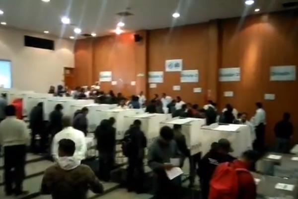 Alta participación en elección para renovación del Sitiavw