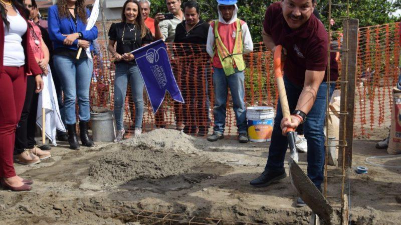 Cuatros adicionales y calentadores solares beneficiarán a comunidades cholultecas.