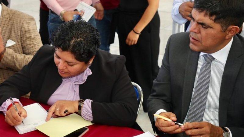 Inauguran las Jornadas con Valor en San Andrés Cholula