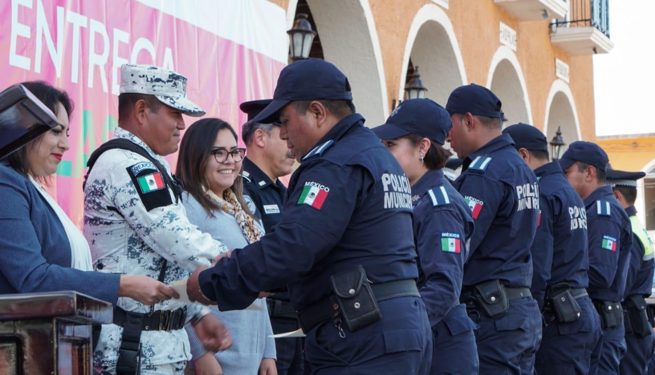 Emprende gobierno de Xicotepec acciones para mejorar la seguridad pública
