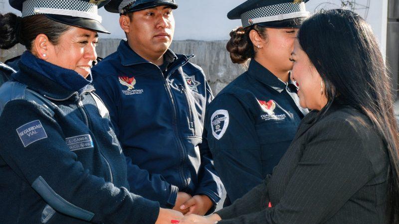 Ofrece gobierno de Cuautlancingo becas para integrarse a la policía municipal