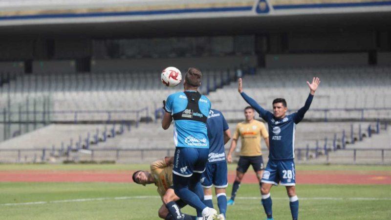 Cae Puebla ante Pumas en juego de pretemporada.