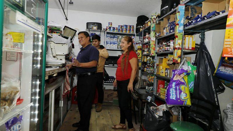 """Inauguran primera tienda en Xochimiehuacan del programa """"Mi Tiendida 3.0"""""""