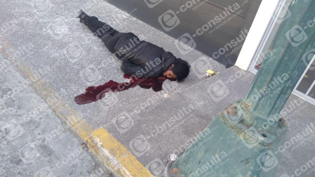 Muere un asaltante de transporte público