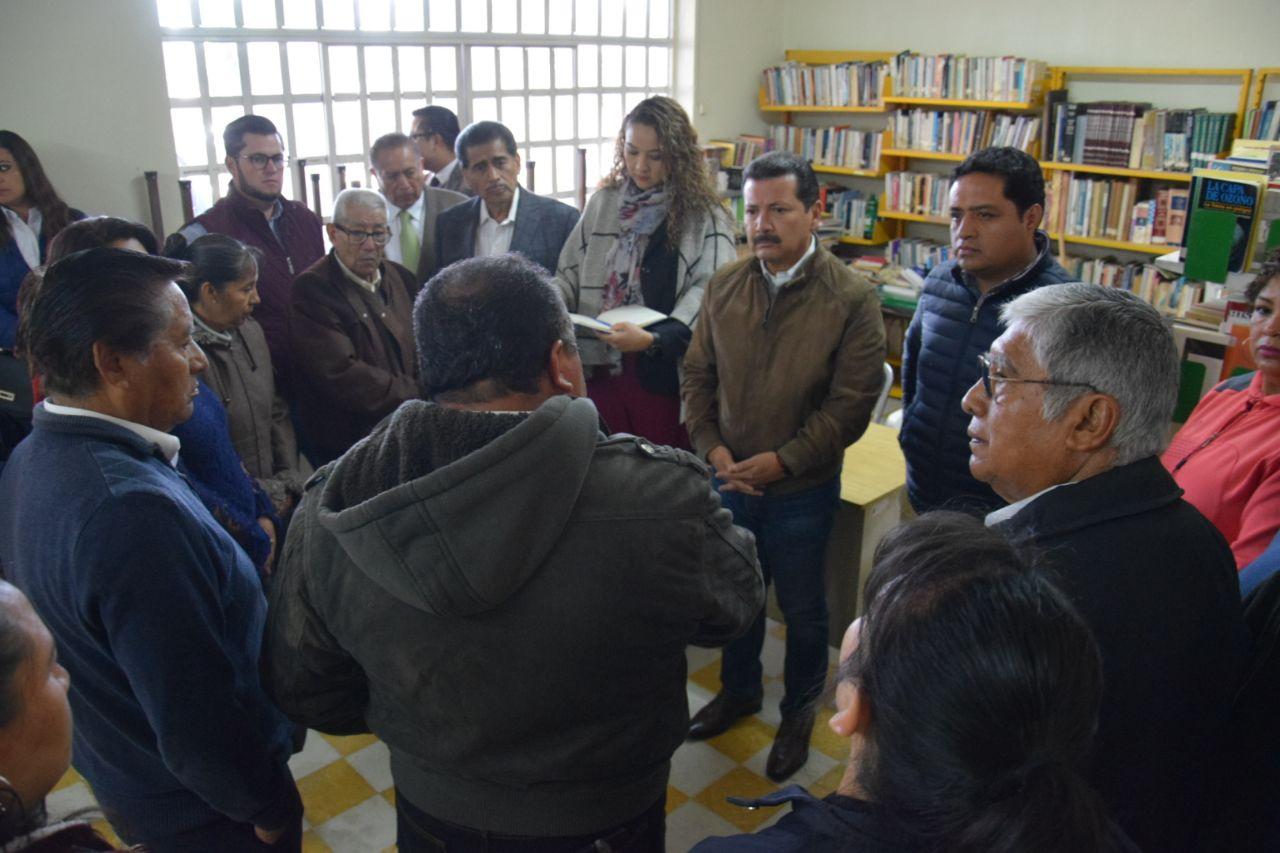 Será suspendido de sus funciones edil auxiliar en San Pedro Cholula