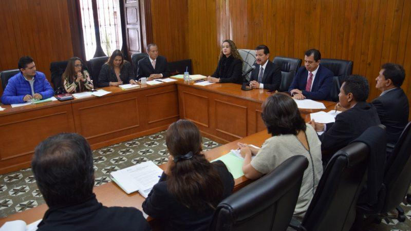 Aprueba Cabildo de San Pedro Cholula paquete de obras para 2020
