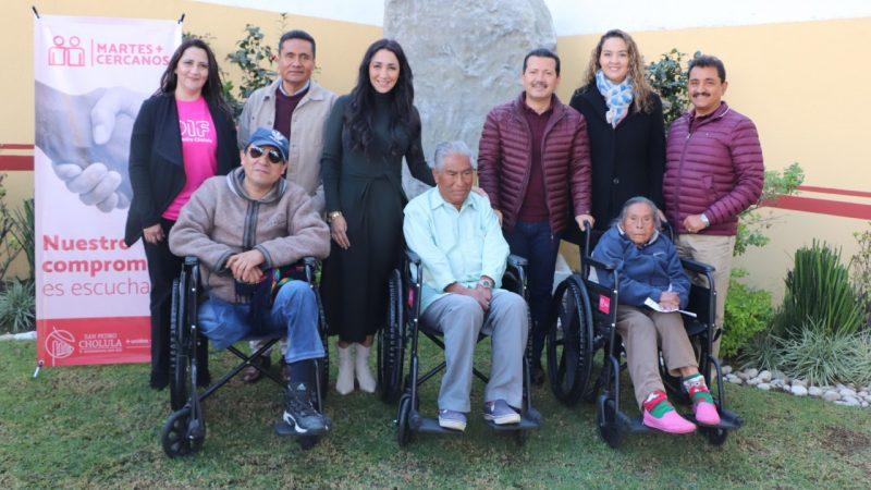 """Continuarán durante 2020 los """"Martes más cercanos"""" en San Pedro Cholula"""
