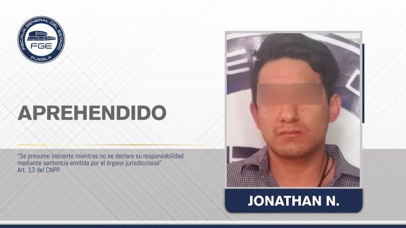 Detenido por agredir sexualmente a menor de edad