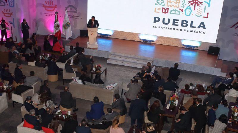 """Lanza gobierno estatal la marca """"Puebla, el patrimonio de México"""""""
