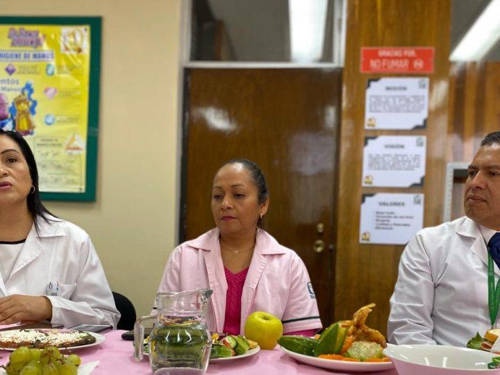 Concientiza IMSS Puebla sobre la alimentación y el ejercicio