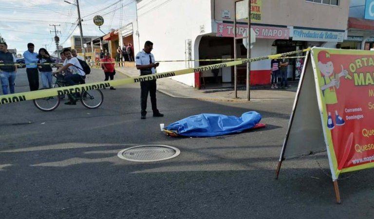 Mató chofer de Ruta 77-A a su suegra