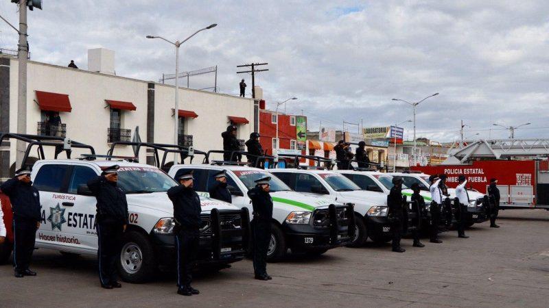 Trabajan la SSPE y el ayuntamiento de Huejotzingo en la seguridad estudiantil
