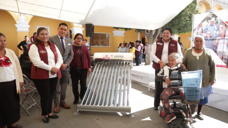 Inician Caravanas de Bienestar en San Andrés Cholula