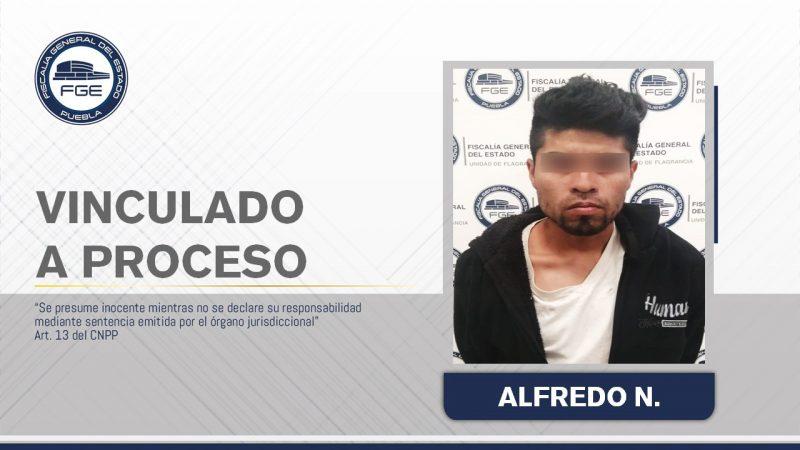 En prisión presunto feminicida de Coronango detenido por FGE