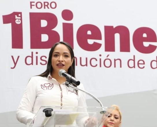 Foros de Bienestar son para conocer las necesidades de la gente: Lizeth Sánchez García