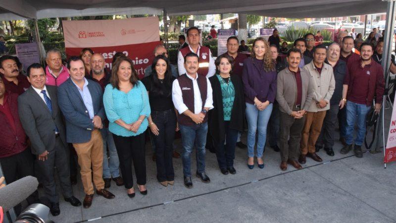 Necesario que gobernantes atiendan de manera personal a los ciudadanos: Luis Alberto Arriaga