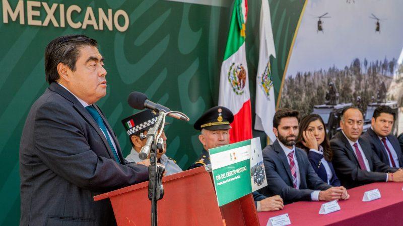 México tiene un ejército leal, pero sobre todo social: MBH
