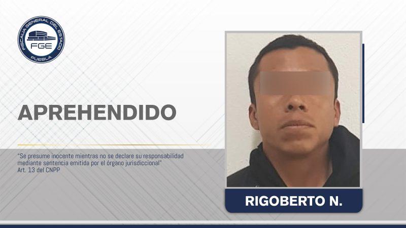 Detenido por presunto secuestro agravado