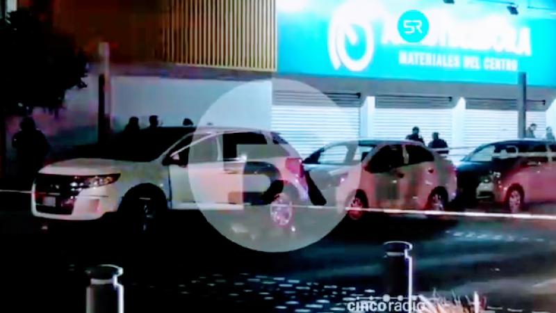 Muere acribillado valet parking en bar de Forjadores