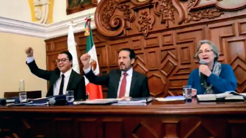BUAP exhortará al Congreso de Puebla para que rechace creación de Órgano de Control Interno