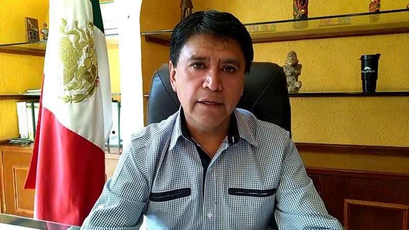 Llama gobierno de Xoxtla a tomar con responsabilidad el COVID-19