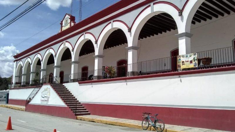 Anuncia gobierno de Chiautzingo medidas de atención temporales por Covid-19