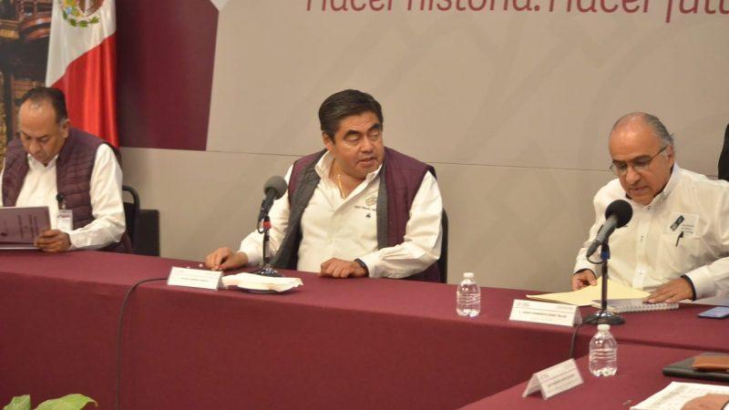 Confirma Gobierno de Puebla dos contagios comunitarios de Covid-19; suman ya 38 casos.
