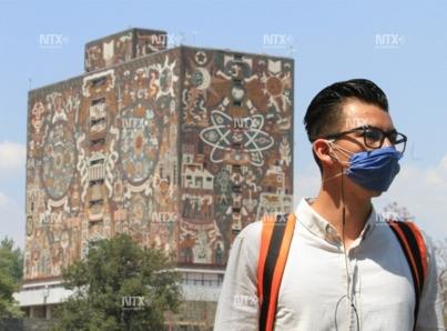 Contagio de Covid-19 podría elevarse entre 20 y 30 de marzo UNAM