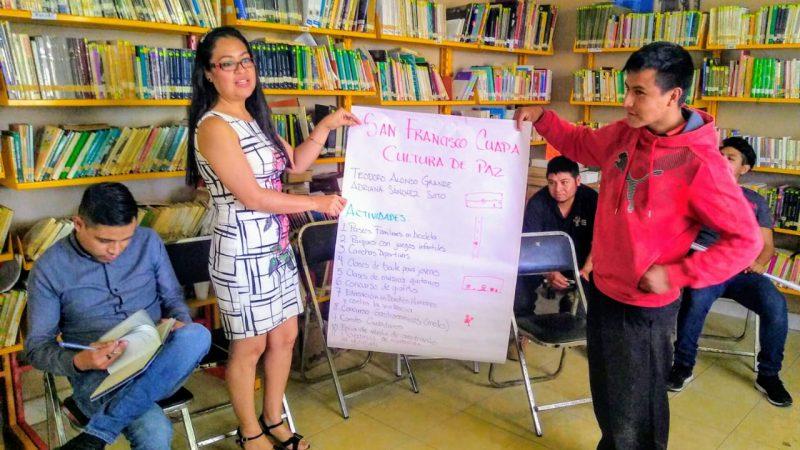 Ponen en marcha proyecto de inclusión social en San Pedro Cholula
