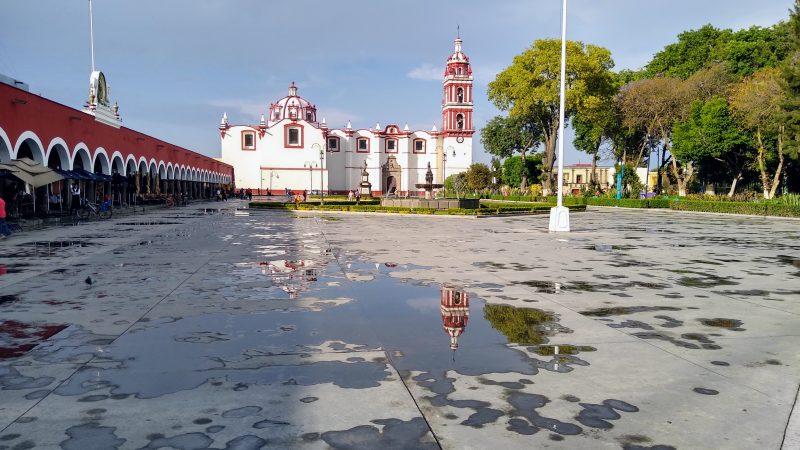 Amplían medidas preventivas en San Pedro Cholula por Covid-19