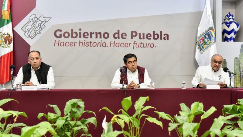Asciende a 44 el número de casos de Covid – 19 en Puebla